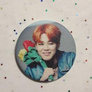 Kpop BTS Jimin Fashion Pin